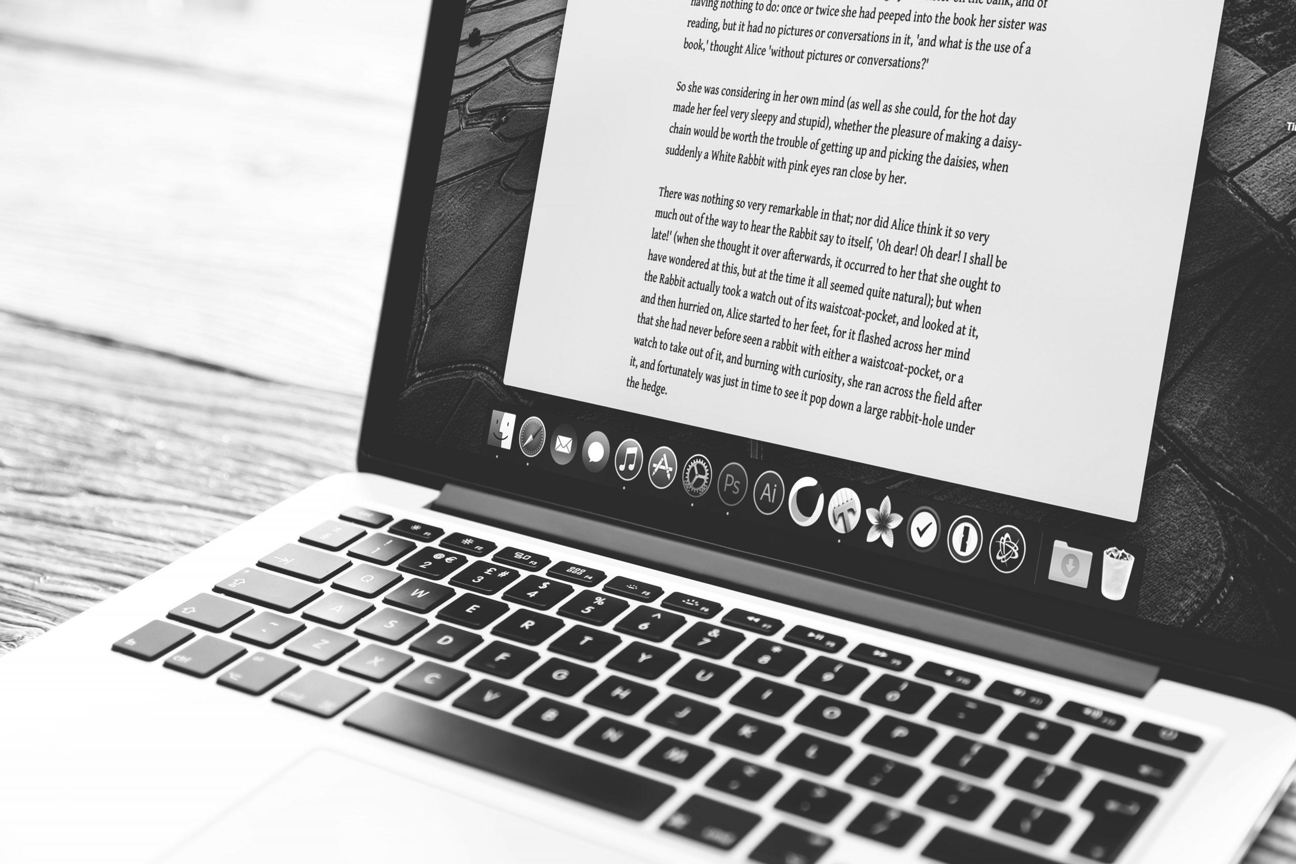 How to Self-Publish a Novel: Preparing Your Manuscript