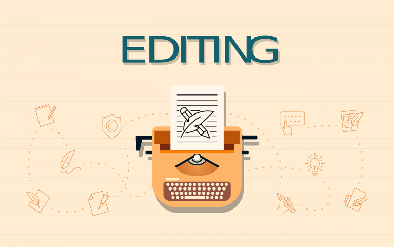 Here's how to become a freelance editor.