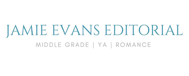 Jamie Evans Editorial